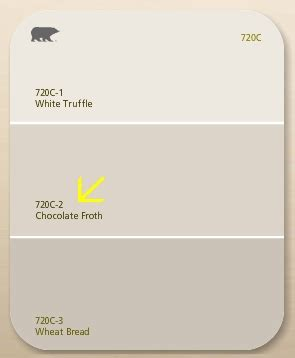 behr paint colors chocolate froth around the house fiscally chic