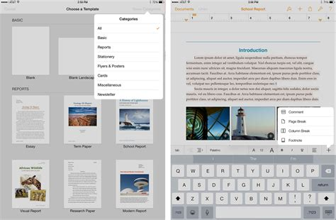 iwork vs microsoft office vs google docs which ipad and
