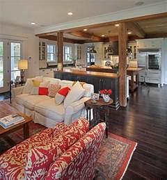 open concept kitchen living room designs 17 open concept kitchen living room design ideas style