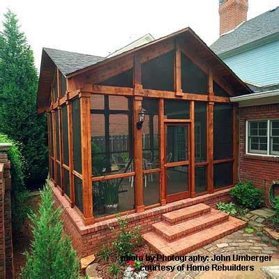 porch design ideas screened porch design ideas to help you plan and build a