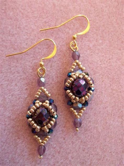 beaded path 25 best ideas about beaded earrings patterns on