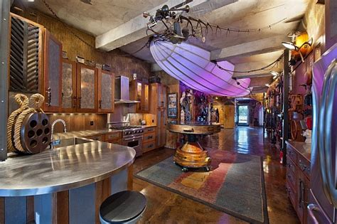 Cool Lighting For Room by Steampunk Interior Design Ideas From Cool To Crazy