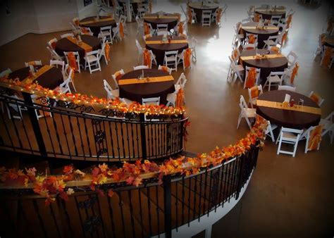 indoor fall decorations indoor fall wedding decor wedding ideas