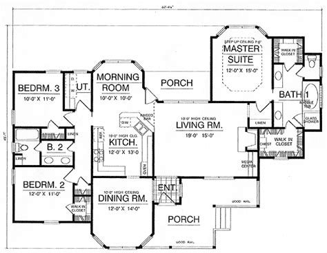 era house plans home design and style