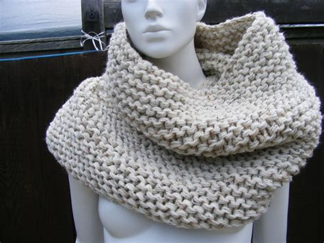 oversized knit infinity scarf oversized knit scarves infinity scarf oatmeal large cowl
