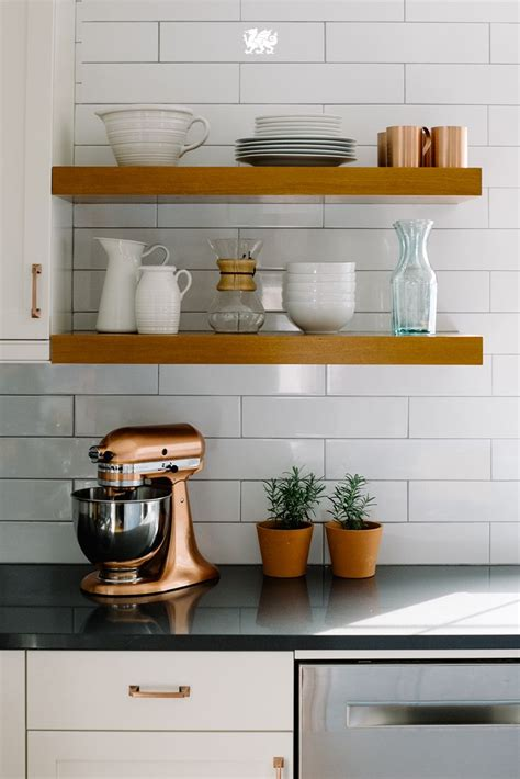 open shelves kitchen design ideas best terrific open shelves kitchen houzz 5593