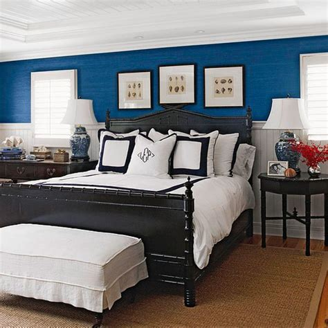 bedroom with blue walls 5 rooms to create with navy blue walls
