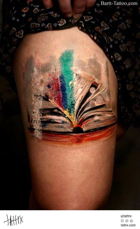 book tattoos pictures 25 best ideas about open book on