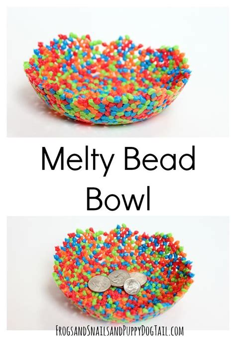 bead bowl craft melty bead bowl bead bowl and grandparents