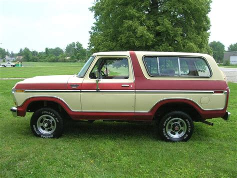 79 Ford Bronco by 79 Bronco 6 6l Engine 79 Free Engine Image For User