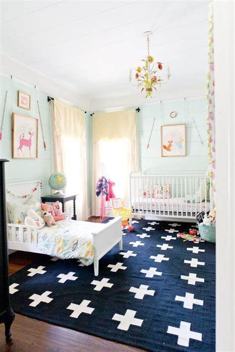 Girls Bedroom Ideas Blue shared kids bedroom ideas for most sibling combinations