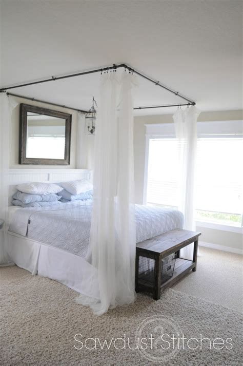 diy canopy bed canopy diy craft ideas diy