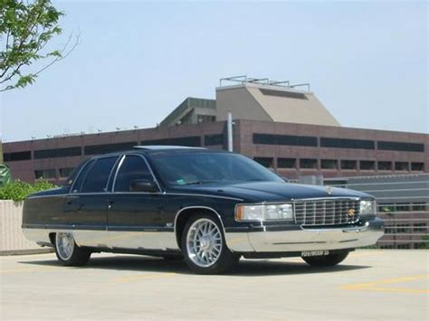 1996 Cadillac Fleetwood by Leloz 1996 Cadillac Fleetwood Specs Photos Modification
