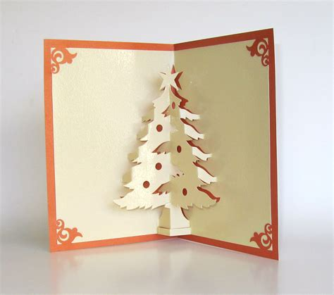 how to make 3d greeting card tree pop up up greeting card home d 233 cor 3d handmade