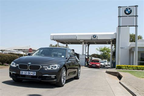 Bmw South by Bmw South Africa S Rosslyn Plant Receives Renewable