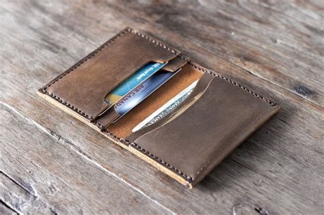 how to make a credit card wallet spectacular handmade credit card holder wallet gifts for