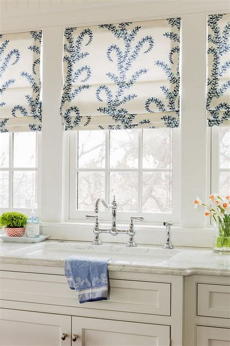 kitchen window covering ideas 3 kitchen window treatment types and 23 ideas shelterness