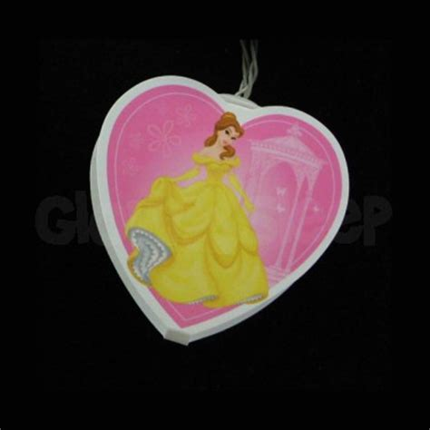 princess string lights lights glow in the glow toys children
