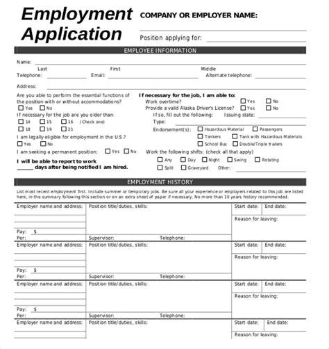 job application template whitneyport daily com