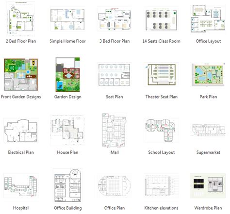 Ready Made Kitchen Cabinets floor plan software create floor plan easily from