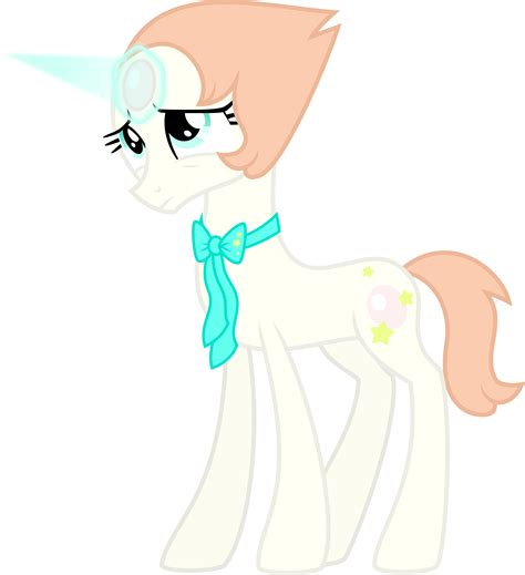 Su Pearl Pony Version By Osipush On Deviantart