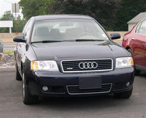 Audi 2004 A6 by File 2004 Audi A6 Quattro Jpg