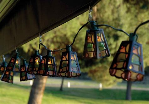 outdoor patio lights variations in outdoor patio lighting yard surfer
