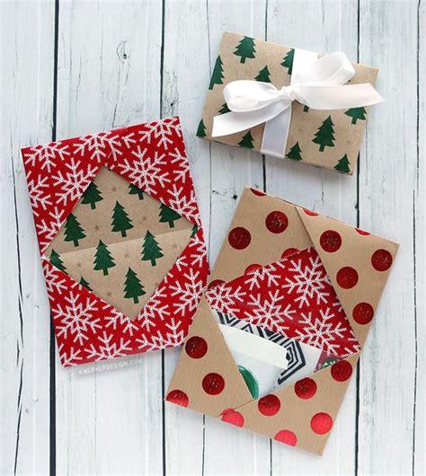 10 unique gift card wrapping ideas unoriginal