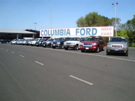Columbia Ford Longview Wa by Columbia Auto Longview Wa 98632 Car Dealership