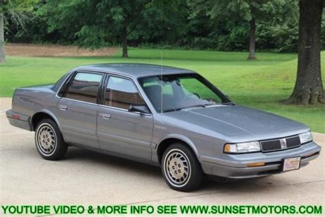 all car manuals free 1993 oldsmobile ciera electronic throttle control 1993 oldsmobile cutlass ciera s survivor only 61k miles clean free shipping