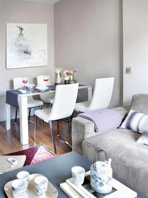 small living room with dining table petit appartement 10 solutions afin de mieux g 233 rer une