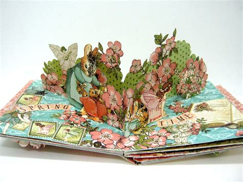 how to make a pop up picture book pop up book with graphic 45 einat kessler
