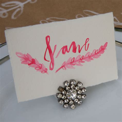 make place card holders wedding placecard holders cheap wedding place cards