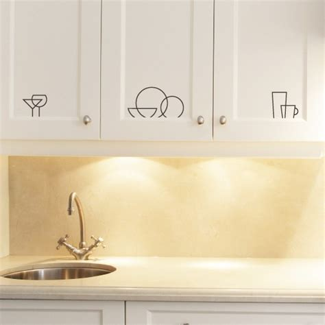 kitchen cabinet decals images