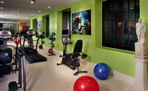 paint colors for exercise room dominic fusco studios modern home new york by