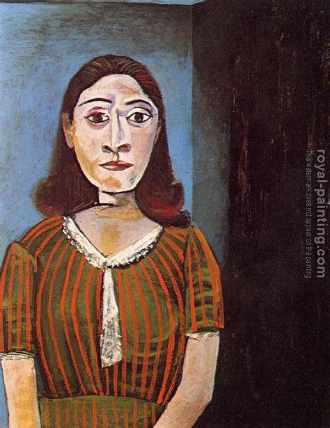 picasso paintings maar portrait of maar by pablo picasso painting
