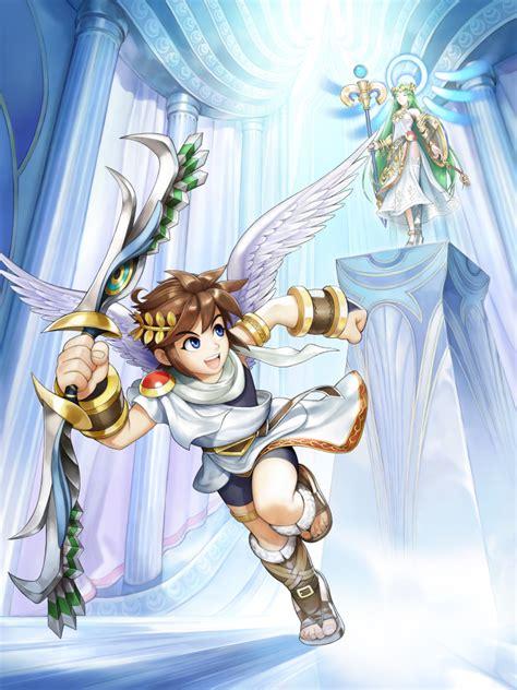 Kid Icarus Smash Bros 4 U