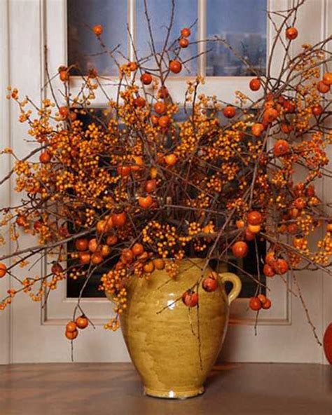 ideas for fall colorful fall table decoration