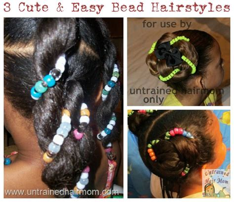 bead styles for hair hairstyles with