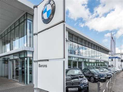 Bmw Baron by Barons Bmw Borehamwood New Used Bmw Dealer In Borehamwood