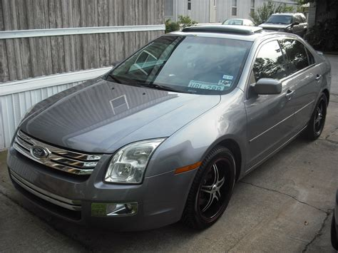 2006 Ford Fusion by Ginoman2005 2006 Ford Fusion Specs Photos Modification