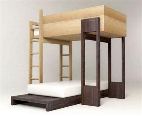modern bunk bed 17 minimalist modern bunk bed designs