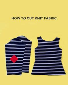 how to sew knit fabric on a sewing machine sewing with knits tips and tricks on knits