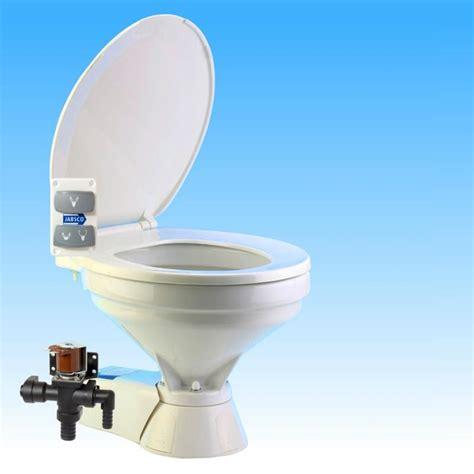 Jabsco Quiet Flush Toilet 37045 by Jabsco 174 Wc Elettrico Quot Quiet Flush Quot Serie 37045 L