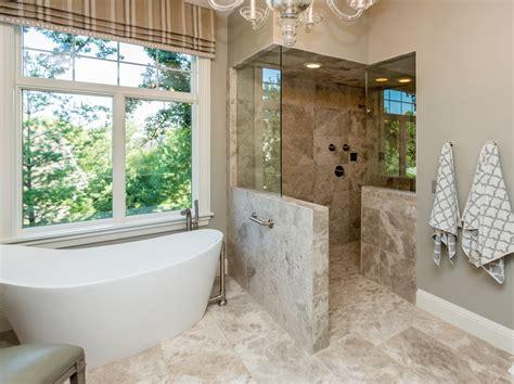 bathroom walk in shower designs shower stalls for your master bathroom