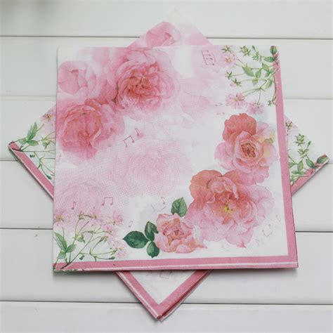 decoupage napkins popular flower decoupage buy cheap flower decoupage lots