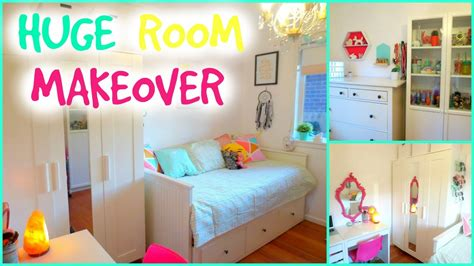 small bedroom makeover amazing room makeover for teenagers small bedroom