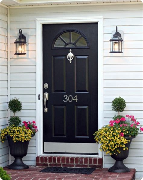 black kick plates for front doors 25 best ideas about kick plate on vinyl doors