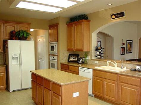 Kitchen Ideas With White Appliances by Kitchen Designs With Oak Cabinets And White Appliances