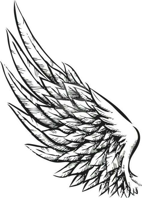 the 25 best wing tattoo designs ideas on pinterest